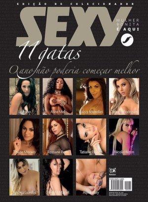 Sexy 11 Gatas - Janeiro 2019