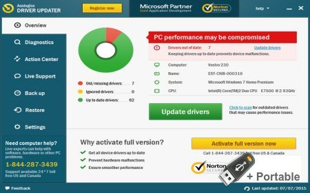 Auslogics Driver Updater 1.24.0.3 + Portable