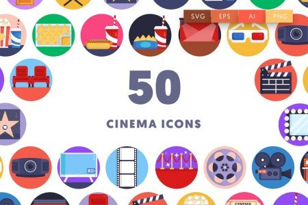 50 Cinema Icons