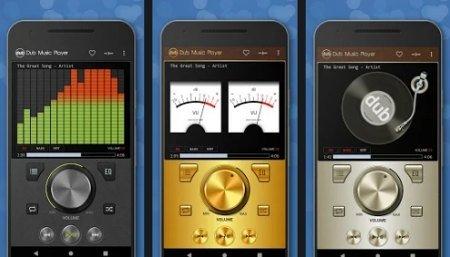 Dub Music Player - Audio Player & Music Equalizer v5.2 build 245 [Premium Mod]