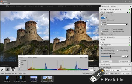 SoftColor PhotoEQ 10.6.8 + Portable
