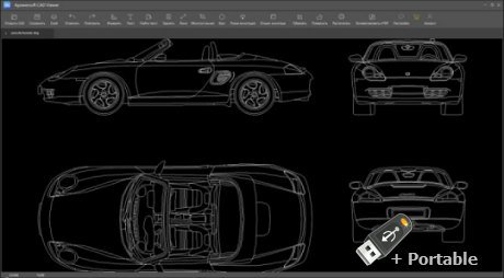Apowersoft CAD Viewer 1.0.4.1 + Portable