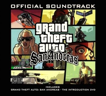 Grand Theft Auto: San Andreas Official Soundtrack (2004)