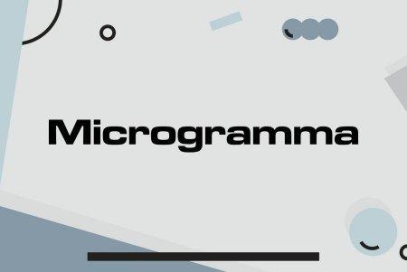 Microgramma Font