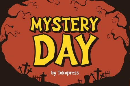 Mystery Day Font