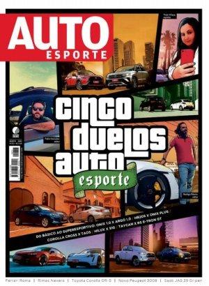 Auto Esporte Ed 673 - Agosto 2021