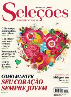 Seleções Readers Digest Ed 2109 - Setembro 2021