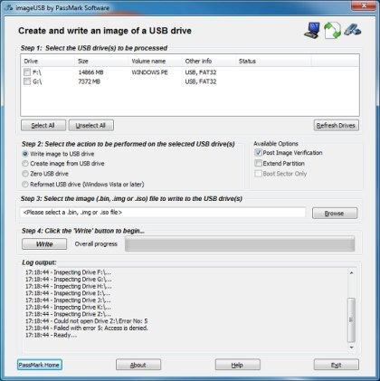 ImageUSB 1.5 Build 1002