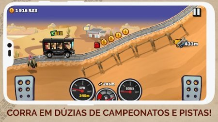 Hill Climb Racing 2 v1.37.1 [Mod]