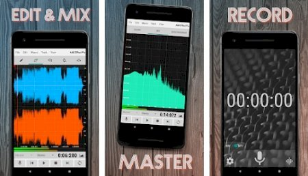 WaveEditor for Android Audio Recorder & Editor Pro v1.88