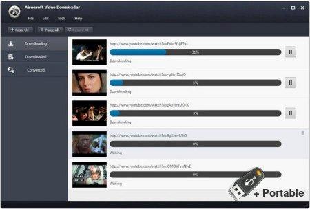 Aiseesoft Video Downloader 7.1.18 + Portable
