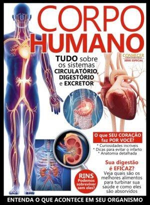 Conhecer Fantástico - Corpo Humano - Abril 2020