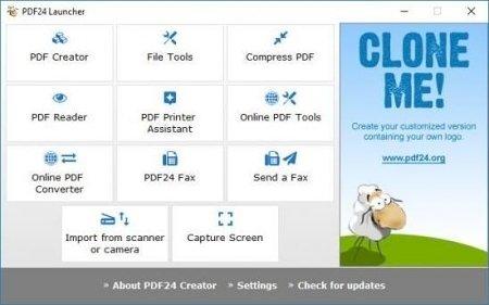 PDF24 Creator 10.2.0 Multilingual