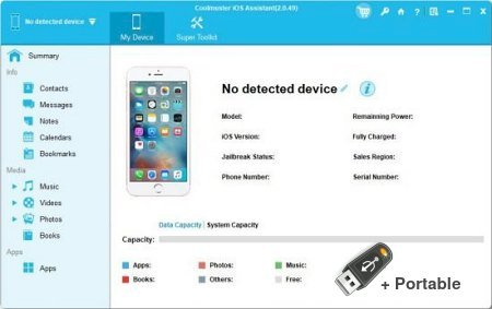 Coolmuster iOS Assistant 3.0.6 + Portable