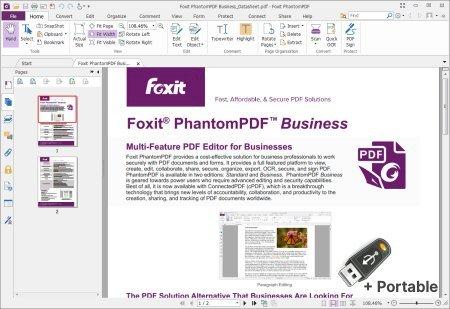 Foxit PhantomPDF Business 10.1.4.37651 + Portable