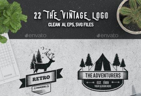 The Vintage Logo Vol.1
