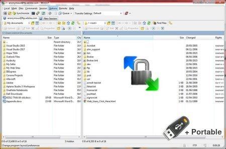 WinSCP 5.19.2 + Portable