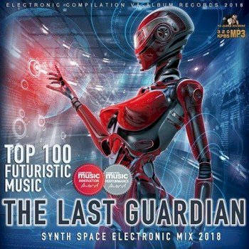The Last Guardian: Synthwave Futuristic (2018)