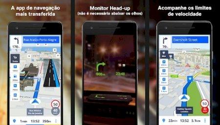 GPS Navigation & Maps Sygic v20.7.6 [Full Unlocked]