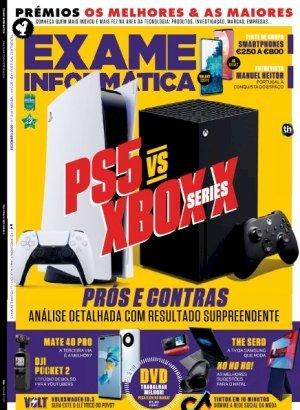 Exame Informática Portugal Ed 306 - Dezembro 2020
