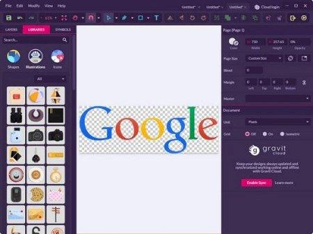 Gravit Designer 3.5.67 + Portable