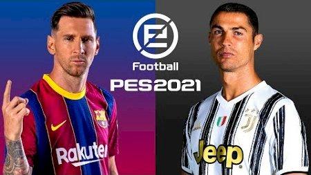 eFootball PES 2021 v5.0.1 Full Apk + Data
